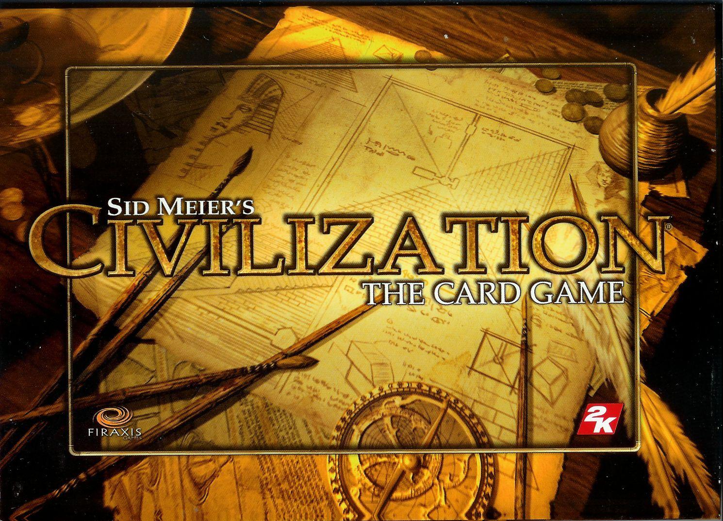 Sid Meier's Civilization: The Card Game - Board Games