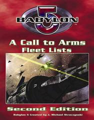 Babylon 5: A Call to Arms (Second Edition); Fleet Lists