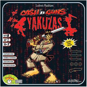 Cash n Guns: Yakuzas