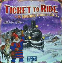 Ticket to Ride: Nordic Countries (In Store Sales Only)
