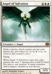 Angel of Salvation on Channel Fireball