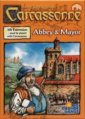 Carcassonne: Abbey & Mayor