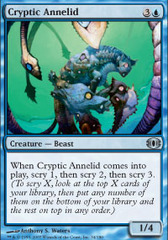 Cryptic Annelid on Channel Fireball
