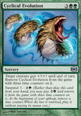 Cyclical Evolution on Channel Fireball