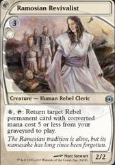 Ramosian Revivalist
