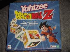 Yahtzee Dragonball Z