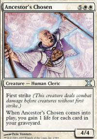 Ancestors Chosen