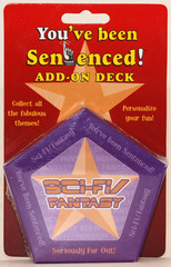 You've Been Sentenced Add-On Deck: Sci-Fi/Fantasy