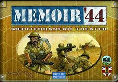 Memoir '44: Mediterranean Theater