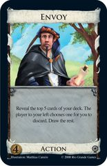 Dominion: Envoy Promo Card