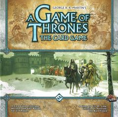 A Game of Thrones: The Card Game (1st Edition)