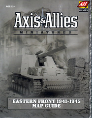 Axis & Allies Miniatures Eastern Front 1941-1945 Map Guide