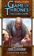 A Game of Thrones LCG Calling the Banners