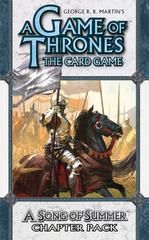 A Game of Thrones: The Card Game - A Song of Summer