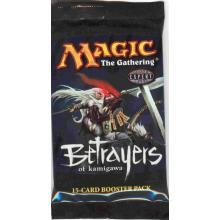 Betrayers of Kamigawa Booster Pack