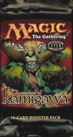 Champions of Kamigawa Booster Pack