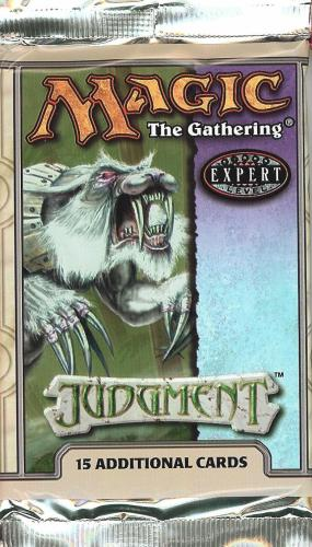 Judgment Booster Pack