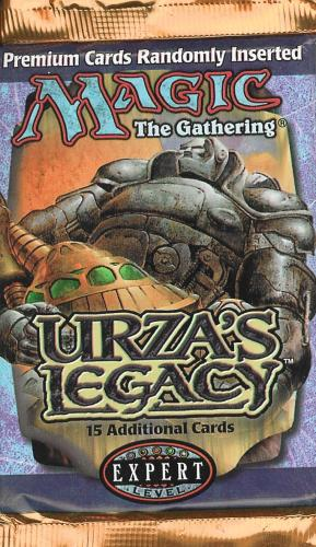 Urzas Legacy Booster Pack