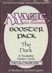 The Dark Booster Pack