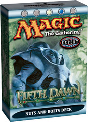 Fifth Dawn Nuts and Bolts Precon Theme Deck