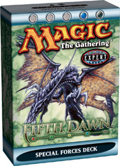 Fifth Dawn Special Forces Precon Theme Deck