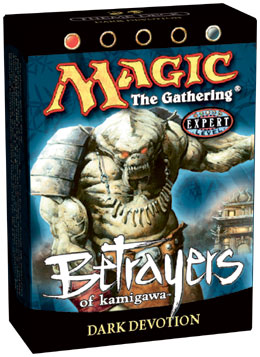 Betrayers Dark Devotion Theme Deck
