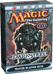 Darksteel Master Blader Theme Deck