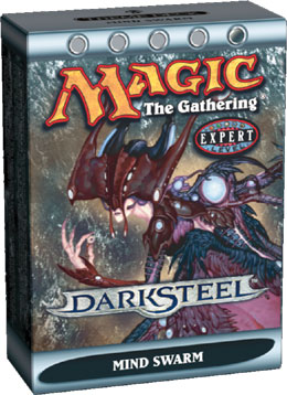 Darksteel Mind Swarm Theme Deck
