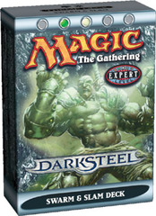Darksteel Swarm and Slam Theme Deck