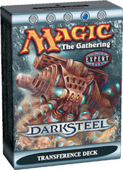 MTG Darksteel Theme Deck: