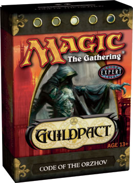 Guildpact Code of the Orzhov Precon Theme Deck