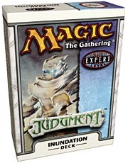 Judgment Inundation Precon Theme Deck