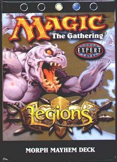 Legions Morph Mayhem Precon Theme Deck