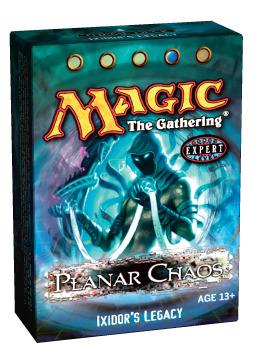 MTG Planar Chaos Theme Deck: Ixidors Legacy