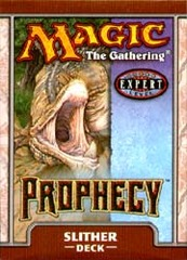 Prophecy Slither Precon Theme Deck