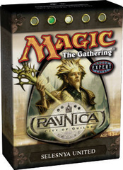 Ravnica Selesnya United Precon Theme Deck