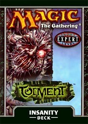 MTG Torment Theme Deck: Insanity