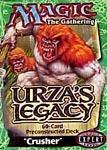 MTG Urzas Legacy Theme Deck: Crusher