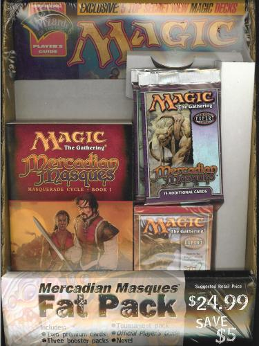 Mercadian Masques Fat Pack