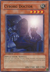 Cyborg Doctor - ANPR-EN032 - Common - 1st Edition