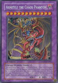 Armityle the Chaos Phantom - ANPR-EN091 - Secret Rare - 1st Edition