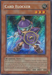 Card Blocker - ANPR-EN093 - Secret Rare - 1st Edition