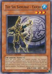 The Six Samurai - Yaichi - GLD2-EN017 - Common - Limited Edition