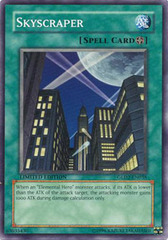 Skyscraper - GLD2-EN038 - Common - Limited Edition on Channel Fireball