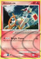 Arceus - AR3/9 - Holo Rare on Channel Fireball