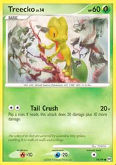Treecko - 78/99 - Common