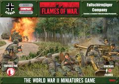 Fallschirmjager Company - Platoon Box Sets