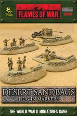 Africa Sandbag Entrenchments