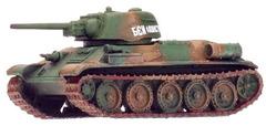T-34 obr 1942 (Chelyabinsk) - Tank B (Mid)