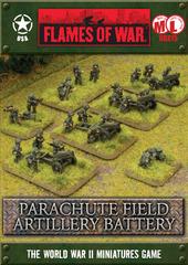 Parachute Field Artillery Battery - Platoon Box Sets